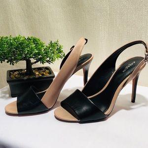 Coach heels size 9 👠